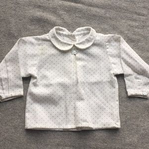 Other - grey stars blouse